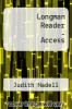 cover of Longman Reader - Access (10th edition)