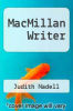 cover of MacMillan Writer (4th edition)