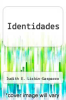 cover of Identidades (2nd edition)