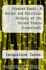 cover of Created Equal: A Social and Political History of the United States (Looseleaf) (3rd edition)