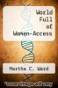 cover of World Full of Women-Access (6th edition)