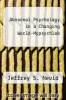 cover of Abnormal Psychology in a Changing World-Mypsychlab (9th edition)