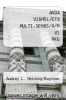 cover of ANDA V1&MSL/ETX MULTI-SEM&S/A/M V1 PKG (1st edition)