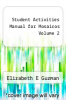cover of Student Activities Manual for Mosaicos Volume 2 (6th edition)
