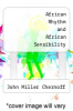 cover of African Rhythm and African Sensibility