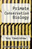 cover of Primate Conservation Biology