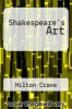 cover of Shakespeare`s Art