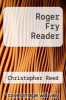 cover of Roger Fry Reader