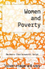 cover of Women and Poverty (25th edition)