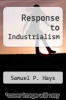 cover of Response to Industrialism