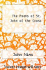 cover of The Poems of St. John of the Cross (3rd edition)
