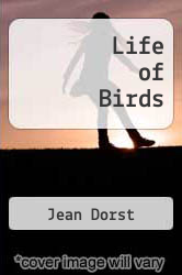 Cover of Life of Birds EDITIONDESC (ISBN 978-0231039093)