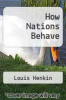cover of How Nations Behave (2nd edition)