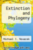 cover of Extinction and Phylogeny