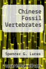 cover of Chinese Fossil Vertebrates