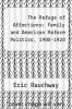 cover of The Refuge of Affections: Family and American Reform Politics, 1900-1920