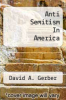 cover of Anti Semitism In America ( edition)