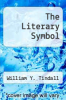 cover of The Literary Symbol