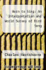 cover of Born to Sing: An Interpretation and World Survey of Bird Song