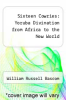 cover of Sixteen Cowries: Yoruba Divination from Africa to the New World