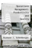 cover of Operations Management: Productivity and Quality (2nd edition)