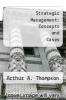 cover of Strategic Management: Concepts and Cases (4th edition)