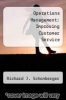 cover of Operations Management: Improving Customer Service (4th edition)