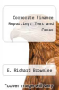 cover of Corporate Finance Reporting: Text and Cases (2nd edition)