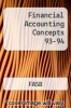 cover of Financial Accounting Concepts 93-94 (7th edition)