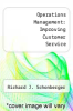 cover of Operations Management: Improving Customer Service (5th edition)