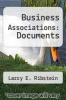 cover of Business Associations: Documents (3rd edition)