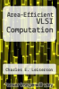 cover of Area-Efficient VLSI Computation