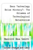 cover of Does Technology Drive History?: The Dilemma of Technological Determinism