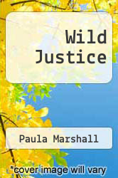 Cover of Wild Justice EDITIONDESC (ISBN 978-0263135558)