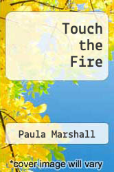 Touch the Fire by Paula Marshall - ISBN 9780263140132