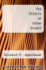 cover of The Effects of Urban Growth