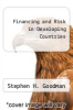 cover of Financing and Risk in Developing Countries