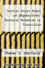 cover of Central Asian Arabs of Afghanistan: Pastoral Nomadism in Transition