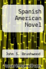 cover of Spanish American Novel