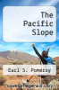cover of The Pacific Slope