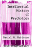 cover of Intellectual History of Psychology (2nd edition)