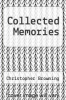 cover of Collected Memories