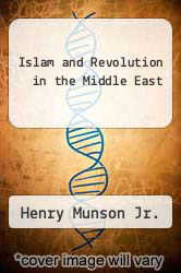 Cover of Islam and Revolution in the Middle East EDITIONDESC (ISBN 978-0300041279)