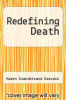 cover of Redefining Death