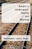 cover of Rubens`s Landscapes: Making and Meaning