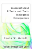 cover of Glucocorticoid Effects and Their Biological Consequences