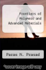 cover of Frontiers of Polymers and Advanced Materials