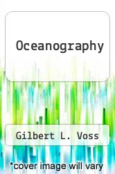 Cover of Oceanography EDITIONDESC (ISBN 978-0307243522)