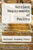 cover of Nutrient Requirements of Poultry (8th edition)