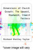 cover of Dimensions of Church Growth: The Upward, Downward, Inward Factors